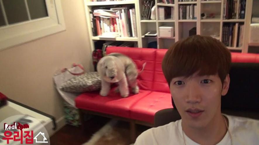[Real 2PM] '우리집' - Jun. K