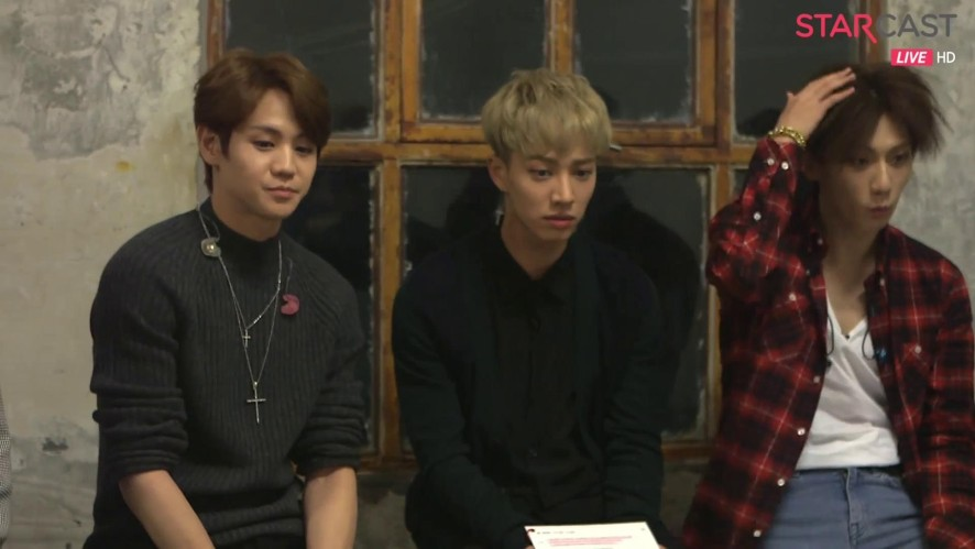 "BEAST On Air ""Soon 12:30!"" (2)"