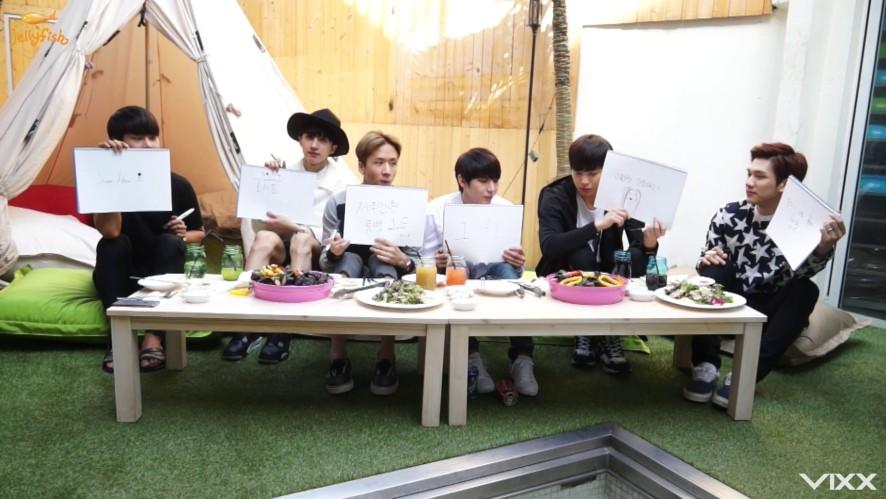 VIXX's special 3rd anniversary (1)