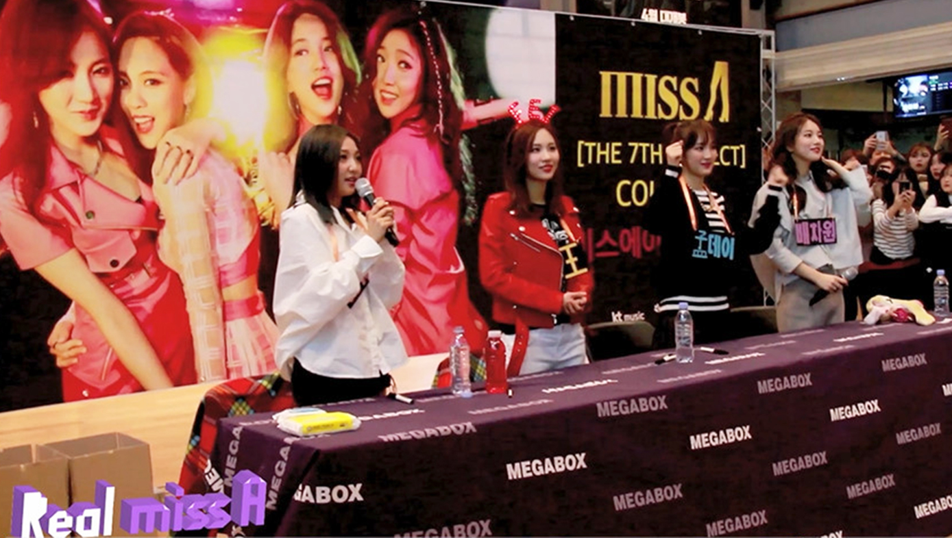 Real miss A - episode 10