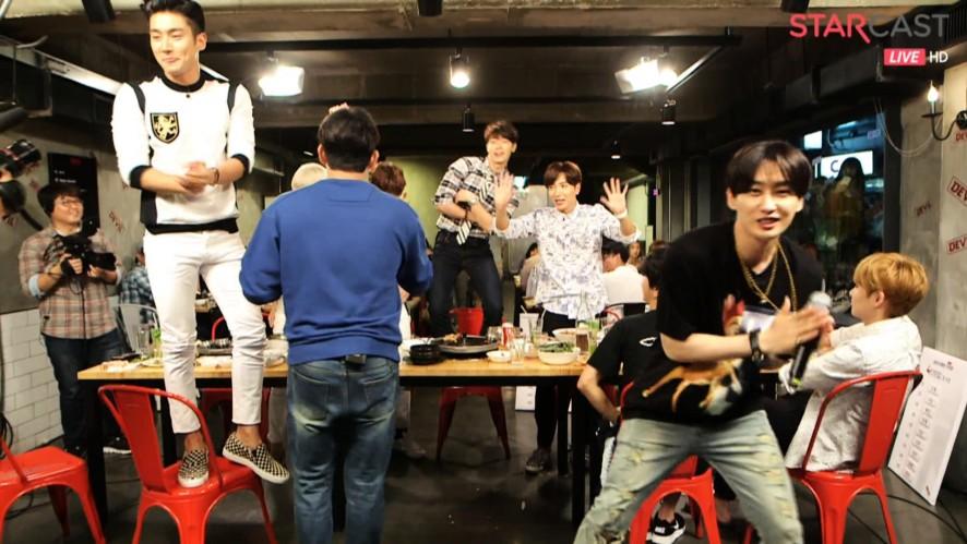 Super Junior 'Devil's Feast' (Eng subtitle)