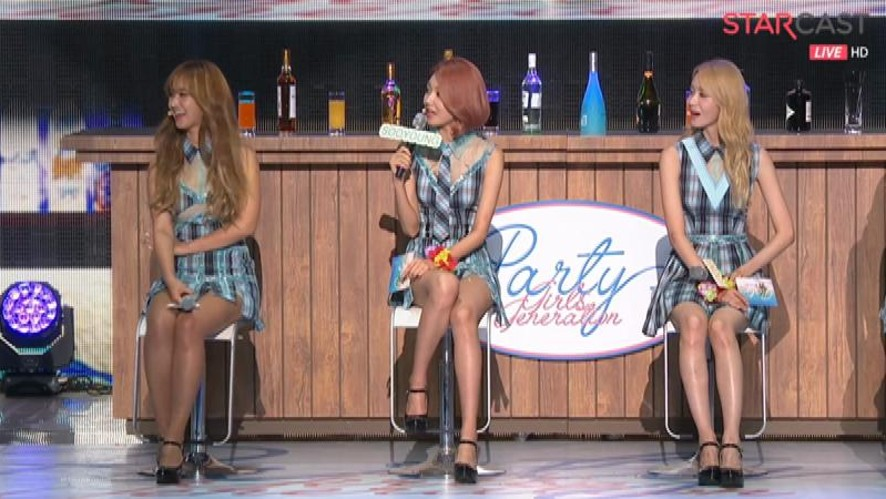 Girls' Generation 'Party' (Ver.eng)