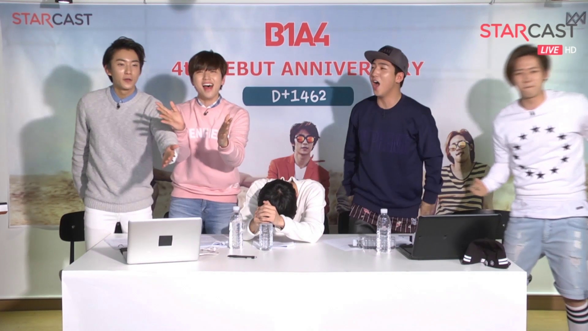 B1A4 'D+1462' Highlight VOD