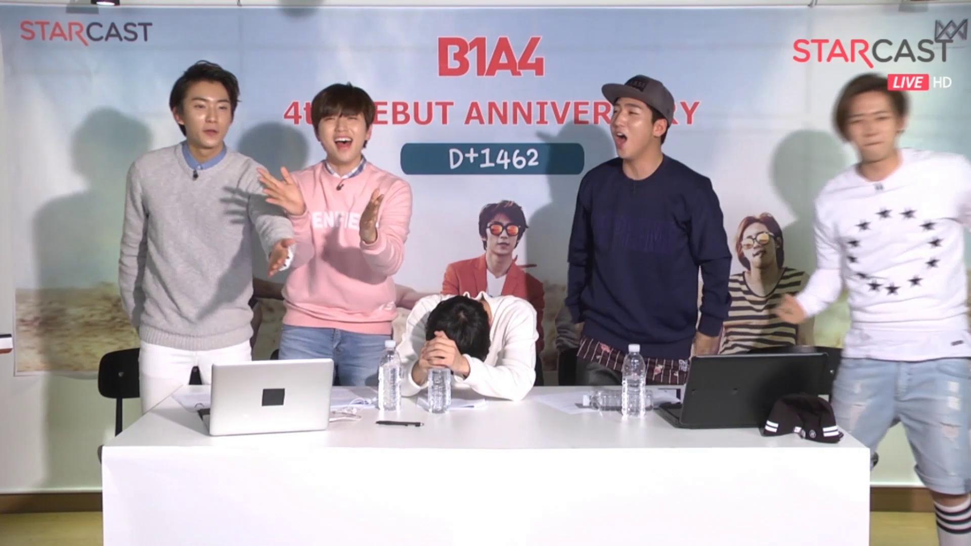 B1A4 'D+1462' Highlight VOD