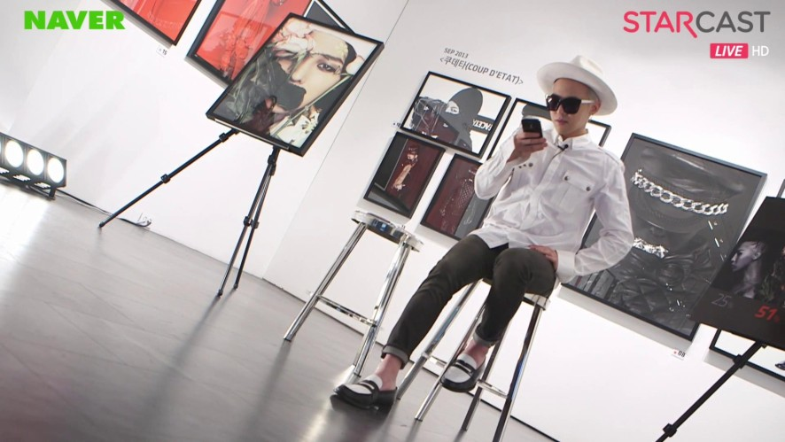 G-Dragon 'SPACE:8' (4)