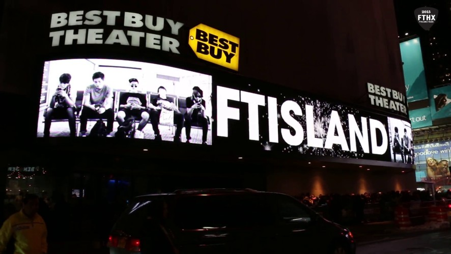 FT Island _ Europe _ North and South America tour behind