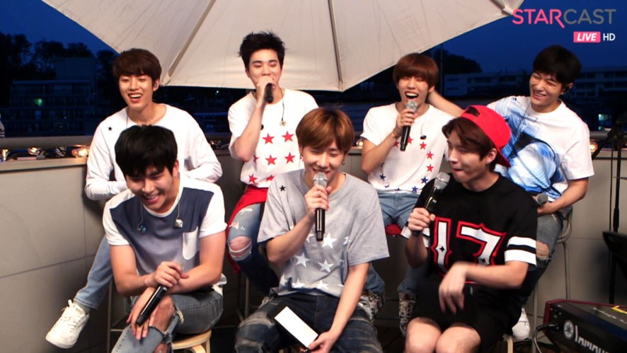 INFINITE Acoustic Preview (Ver.eng)