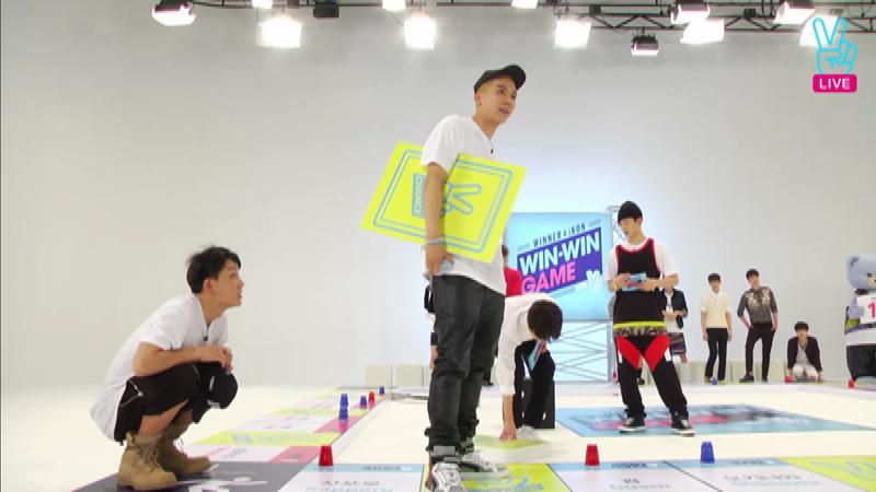 [ V ] WINNER & iKON WIN-WIN GAME - DANCE BATTLE