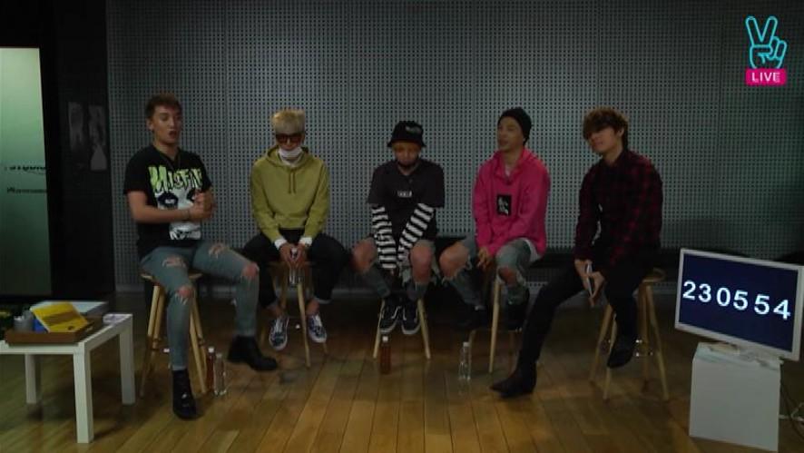 [ V ] BIGBANG COUNT DOWN LIVE - OPENING