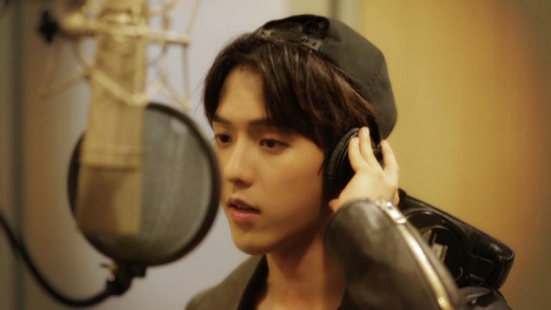 BTOB Minhyuk ''Wash Away' - 'I will be your melody' S3!