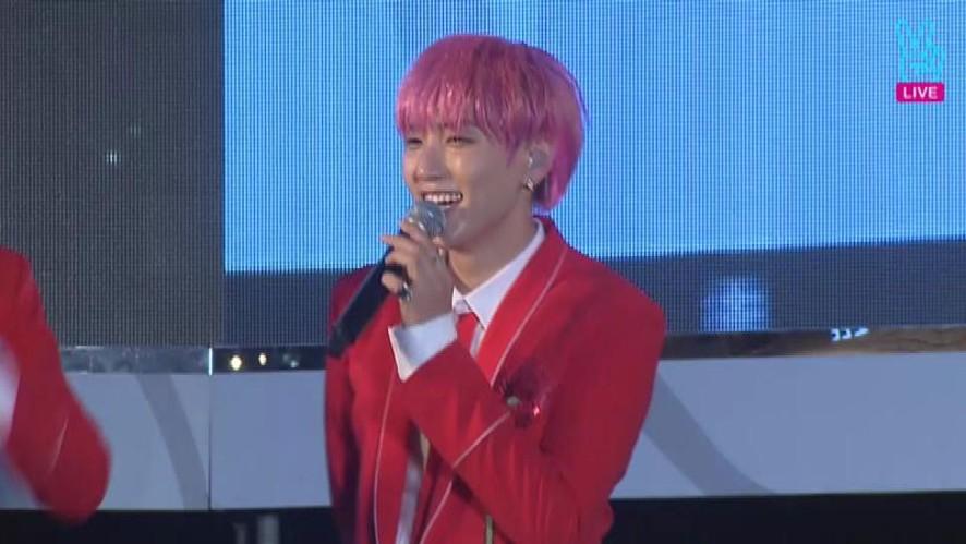 [V] B1A4 Guerrilla concert - SANDEUL 응급실 Live