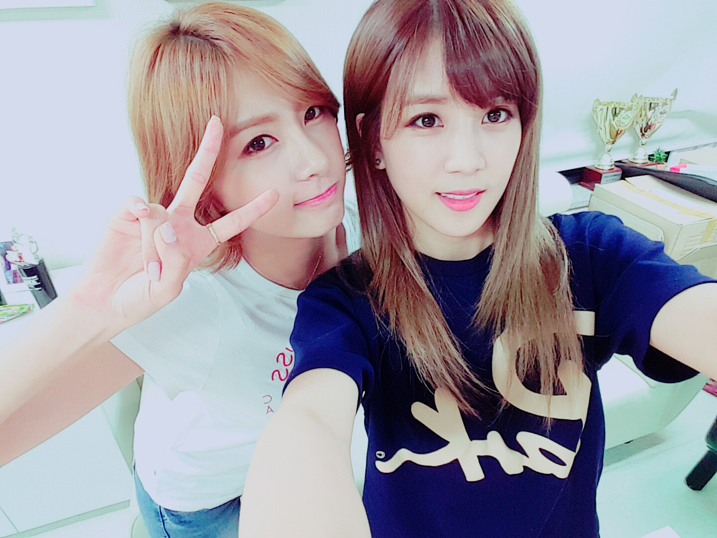 Apink 고민상담소! (Consult with Apink!) #1