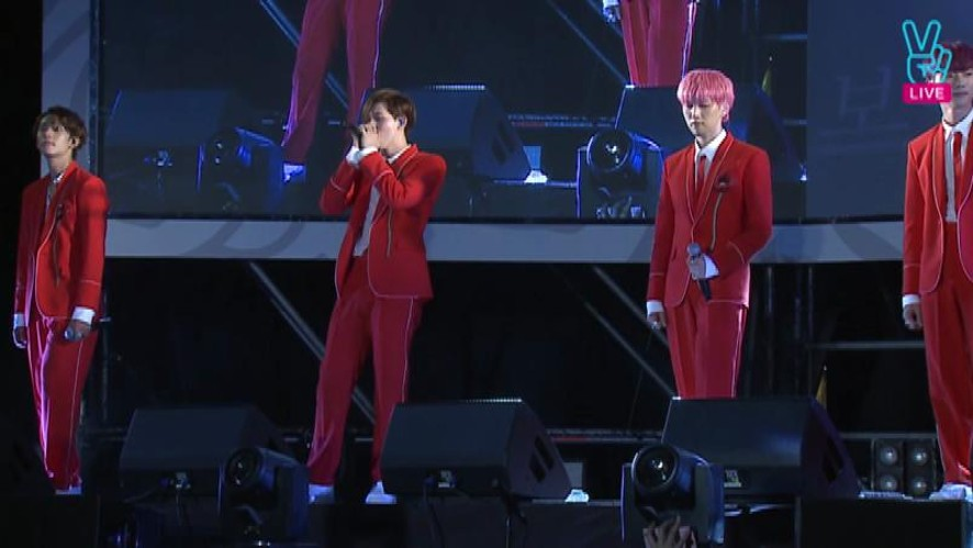 [V] B1A4 Guerrilla concert - 10년후 LIVE