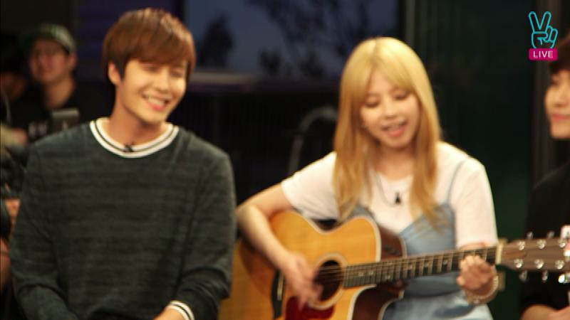 [V] FNC Picnic at Night - JUNIEL LIVE