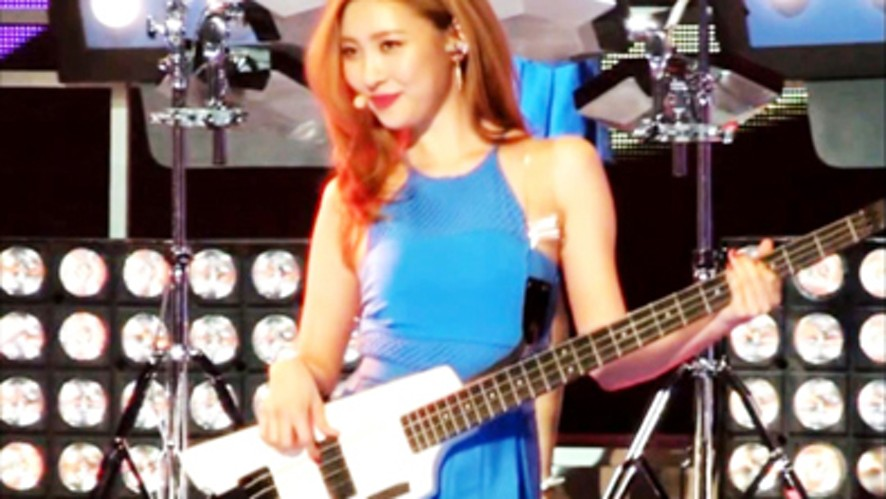 "[Sunmi 직캠(Fancam)] Wonder Girls ""I Feel You"" Stage @ MBC Show! Music Core"