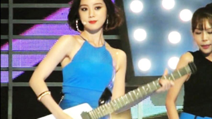 "[Hye Rim 직캠(Fancam)] Wonder Girls ""I Feel You"" Stage @ MBC Show! Music Core"