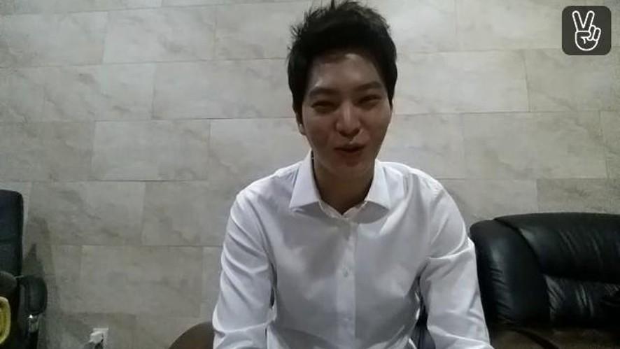 Joo won's Broadcast