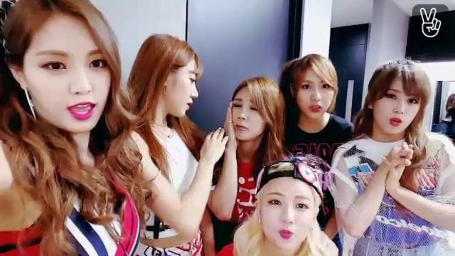 Apink Broadcast (쇼! 음악중심)