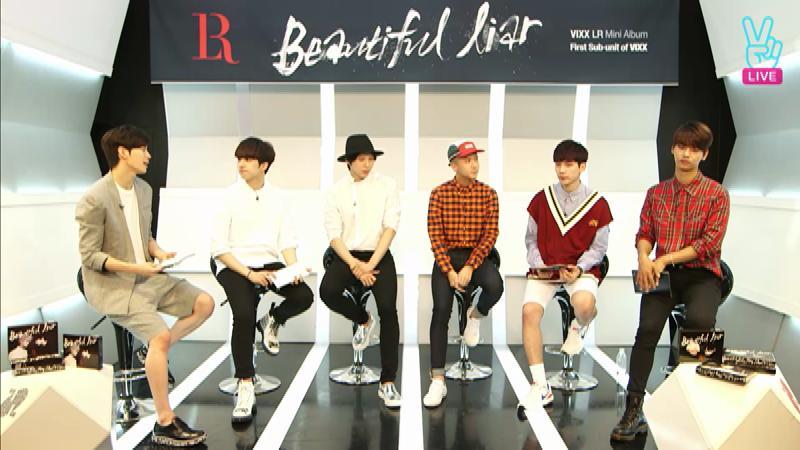 [V] VIXX LR - Song Preview