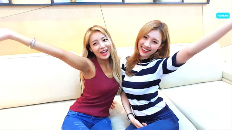 "Wonder Girls ""Yubin, Sunmi's YOU&ME"" episode 2"