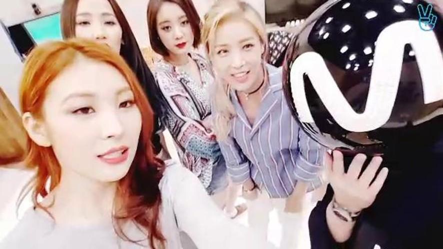 MPD LIVE with Wonder Girls