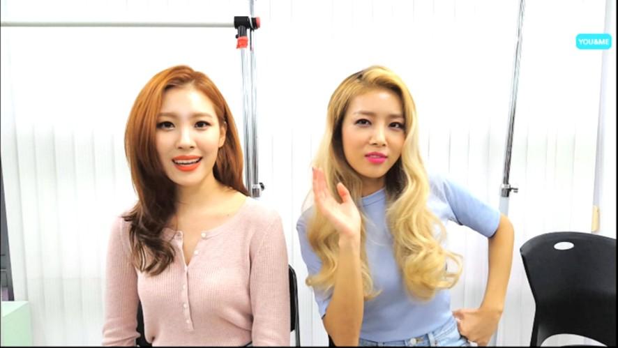 "Wonder Girls ""Yubin, Sunmi's YOU&ME"" episode 3"