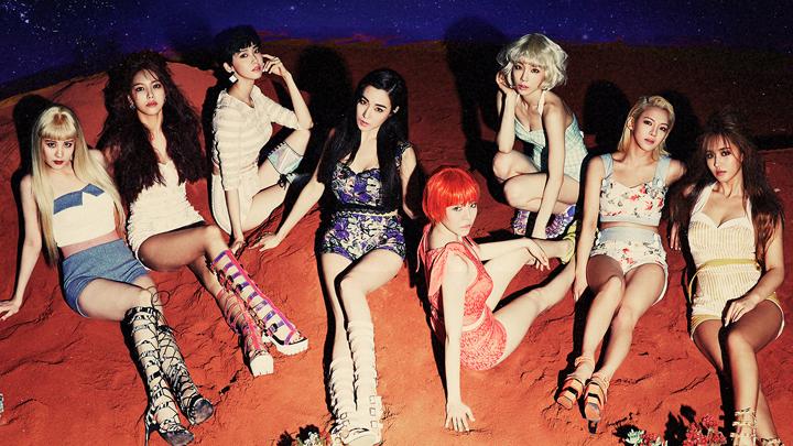 Girls' Generation 팔방미인 7th LIVE