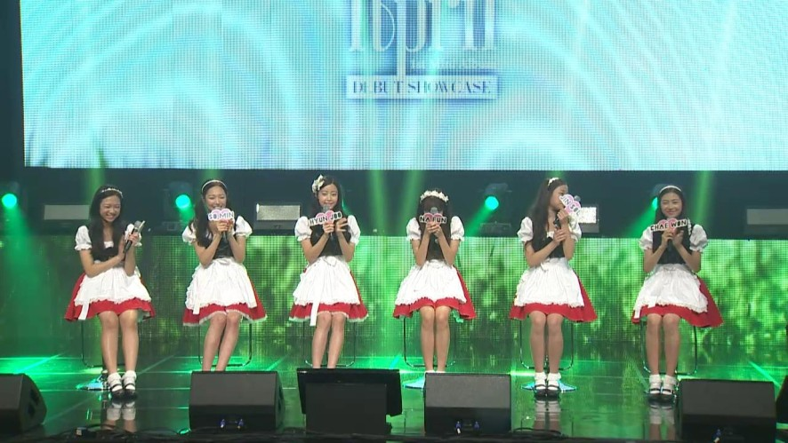 [DSPmedia] April DEBUT Showcase_Live