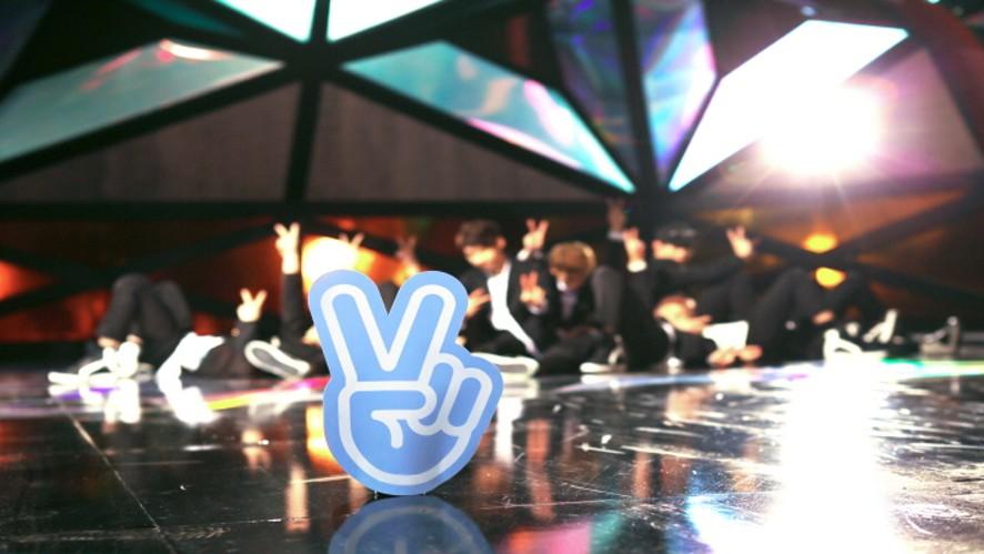 UP10TION V start!  MV SPOT #1