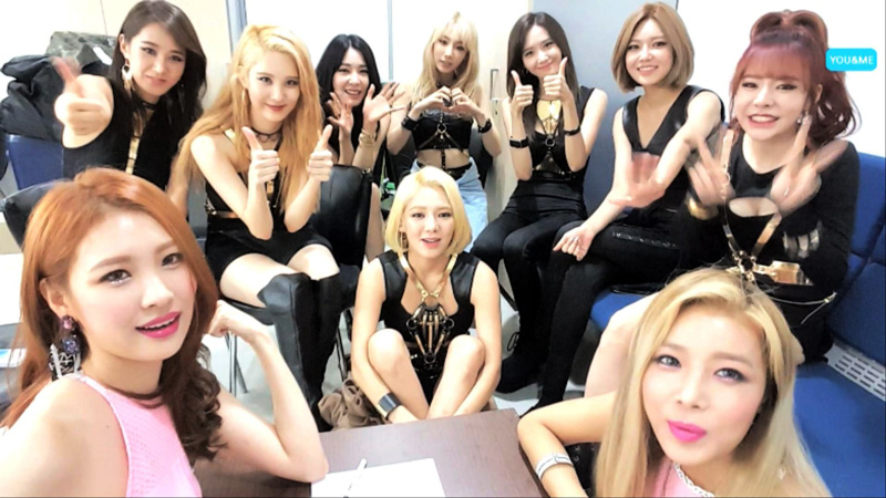 "Wonder Girls ""Yubin, Sunmi's YOU&ME"" episode 4"