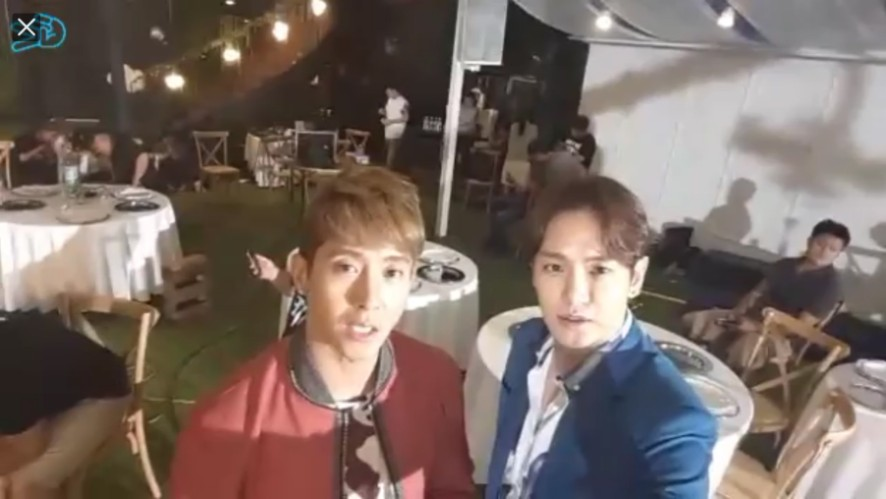 FLY TO THE SKY - M/V making LIVE