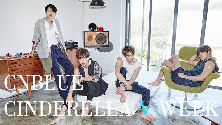CNBLUE CINDERELLA LIVE #1