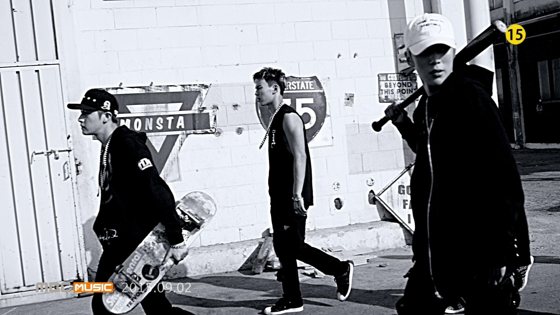 [Teaser] Monsta X(몬스타엑스)_신속히(Rush)