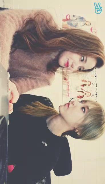 MAMAMOO V TV #??  용콩별콩 Spot Live <어..어랏?>