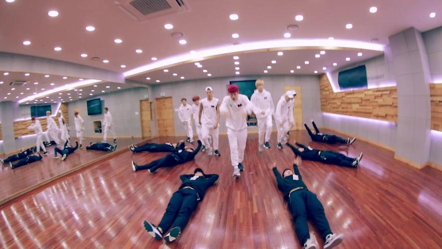 [Dance Practice] 몬스타엑스(MONSTA X)_신속히(RUSH)_밀당 Ver.