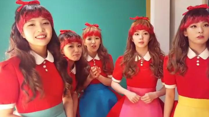 """Red Velvet """"오방만족"""" 2nd live"""