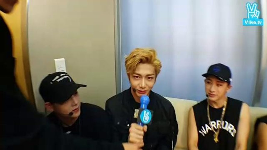 MPD LIVE with MONSTA X