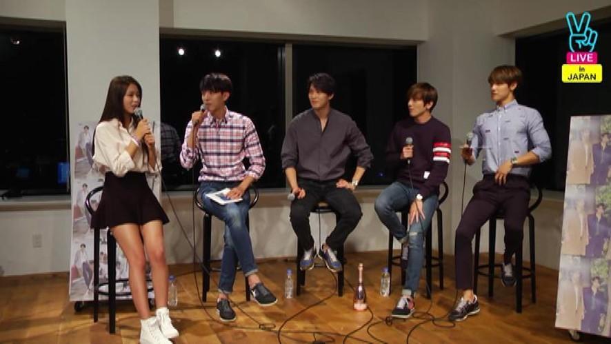 CNBLUE CINDERELLA Live in Japan - Surprise Guest