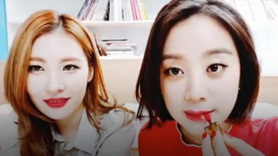 "Wonder Girls ""Yubin, Sunmi's YOU&ME"" episode 6"