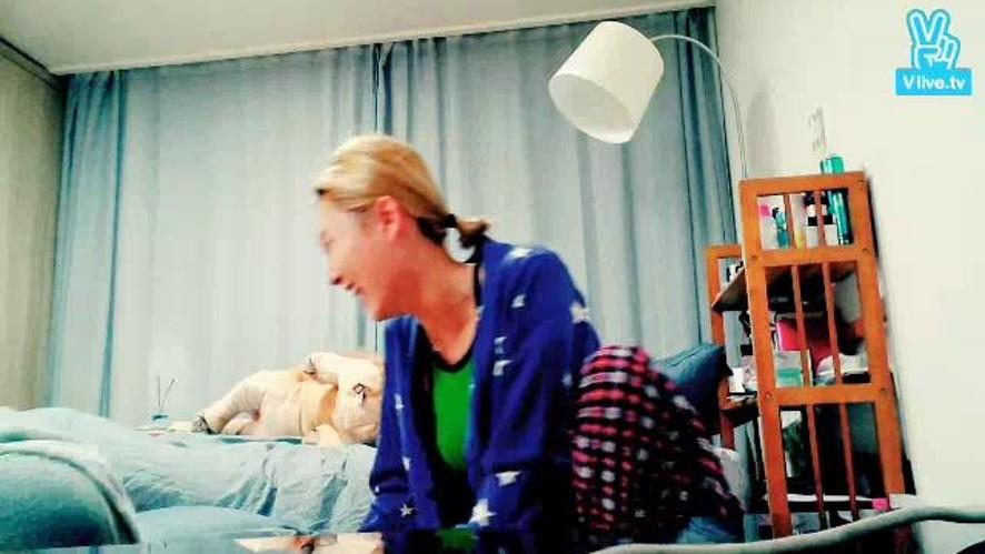 MAMAMOO V TV #14 투영걸의 밤과 음악사이 <1-2> Spot Live