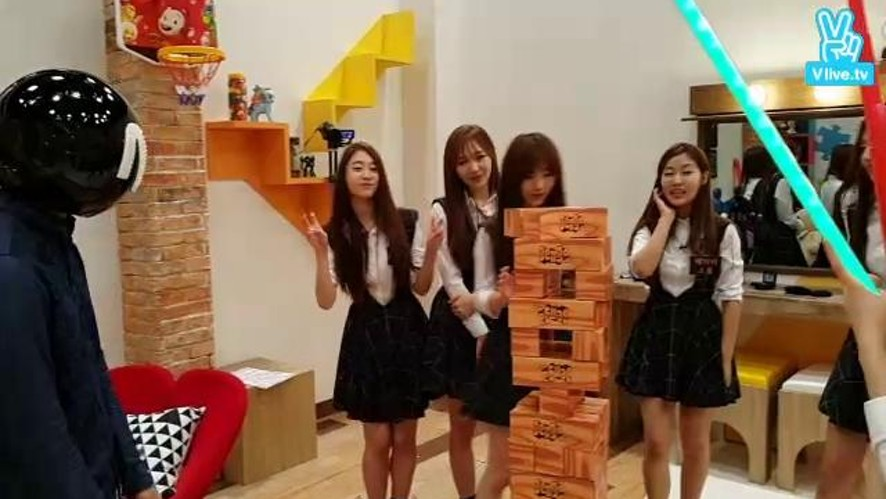 MPD LIVE WITH LOVELYZ