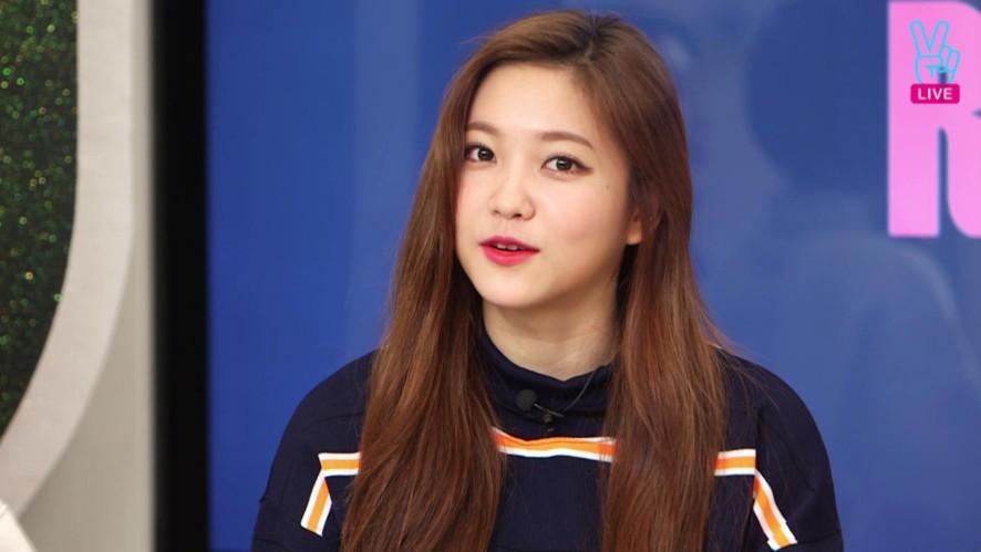 [V] Red Velvet 오감 LIVE - 애교
