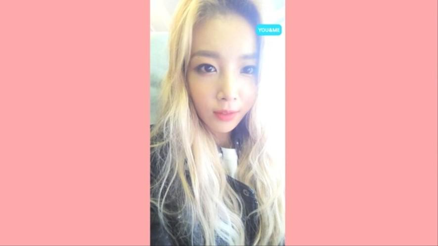 "Wonder Girls Yubin, Sunmi's YOU&ME Season 2 ""Hobbies"" episode 1"