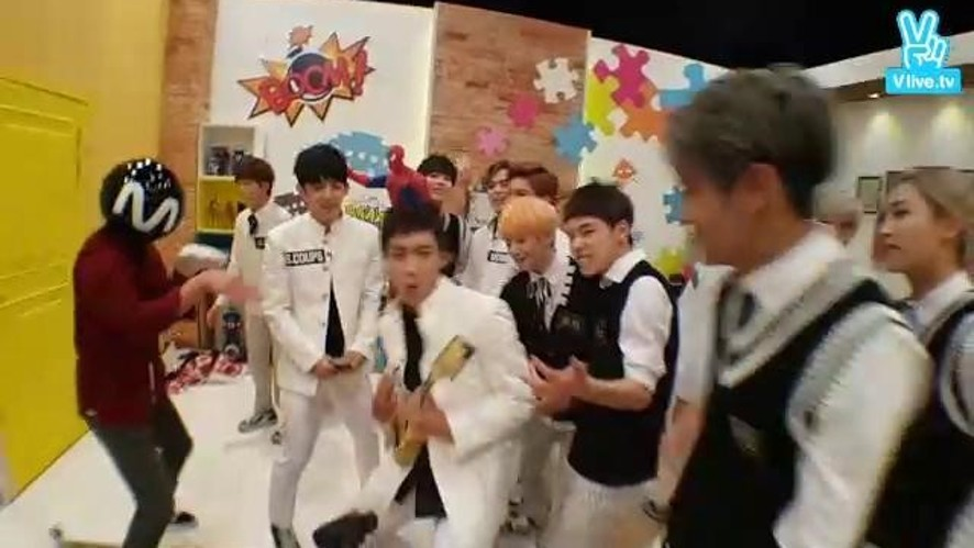 MPD LIVE with SEVENTEEN