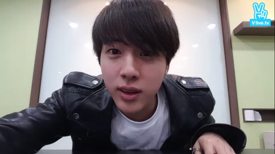 BTS Eat Jin Live : 배고프지 않아요?