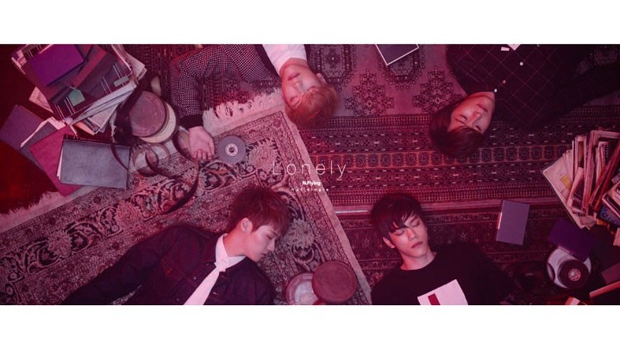 N.Flying 1st single <Lonely> Teaser 2