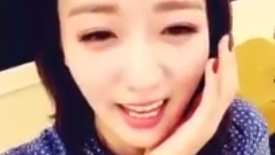 Apink Broadcast (셜록K 유나의 휴식)