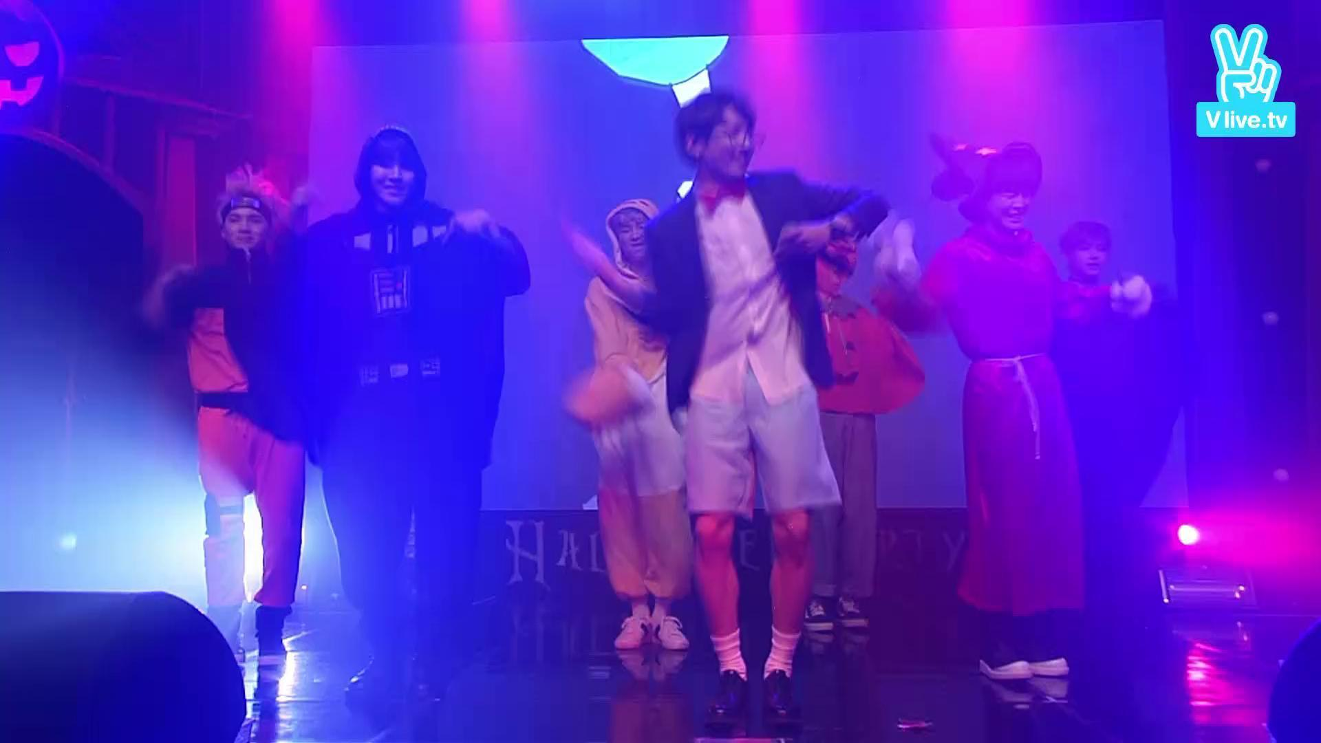 [V] Halloween Party with BTS - DOPE LIVE