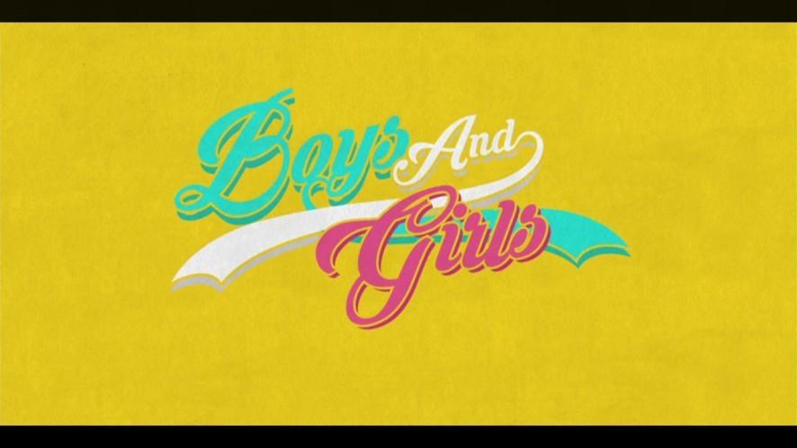 지코(ZICO) - Boys And Girls Official Teaser