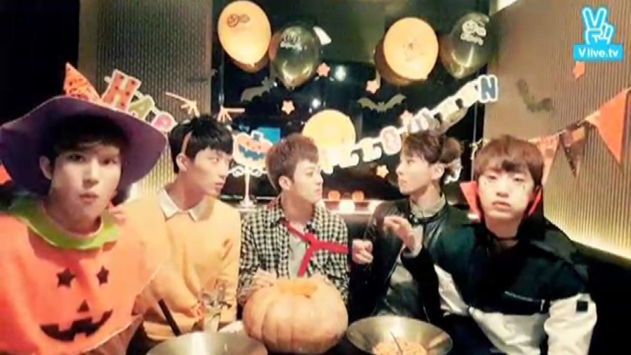 "BIGSTAR's 1st ""V"" [Halloween Party!]"